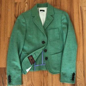 J.Crew wool blazer